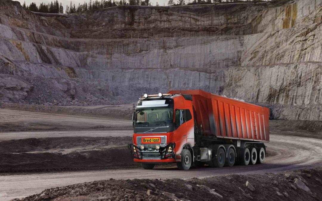 Norsk selskap er først ute med førerløse lastebiler