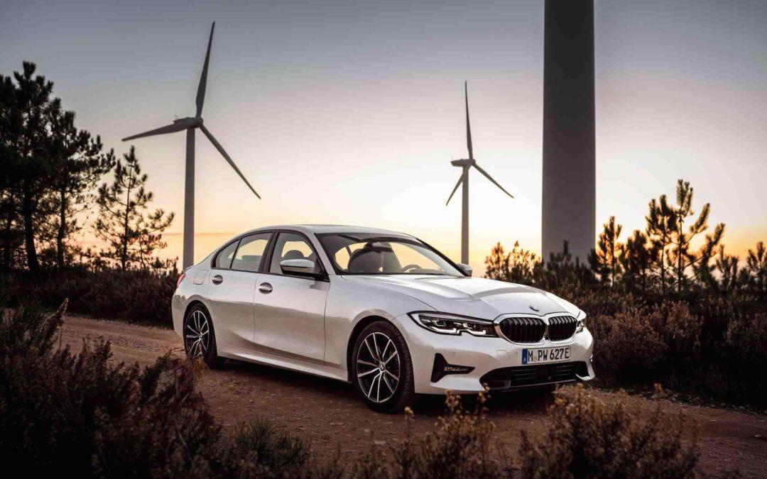 Flere ladbare hybrider fra BMW i 2019