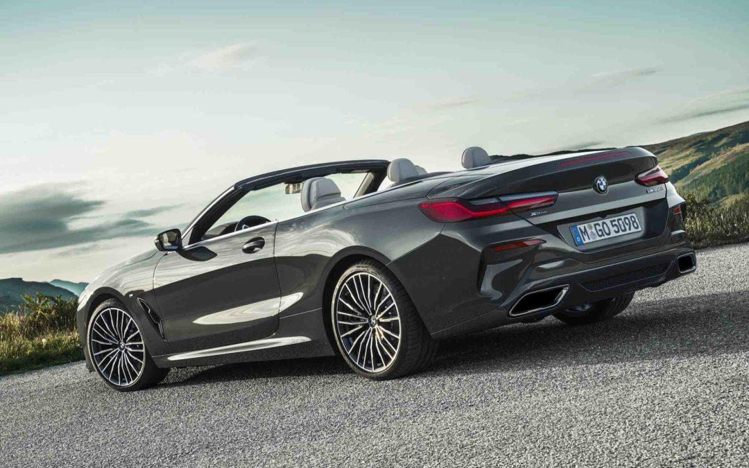 BMW M850i Cabrio er leveringsklar våren 2019