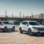 Den nye Honda CR-V byr på en stor hemmelighet