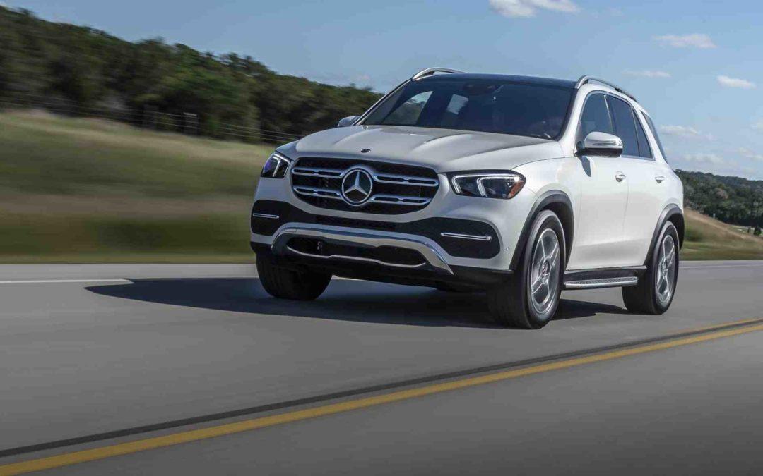 Vi har kjørt den nye og tøffe Mercedes GLE