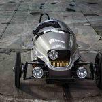 Morgan lanserer en elbil til 110-års jubileet