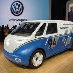 Lite spennende hos VW i Los Angeles…
