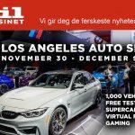 Mengder av nyheter på Los Angeles Auto Show