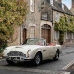 Aston Martin vil gjøre sine klassikerne elektriske