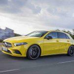 Brutal kjøremaskin i kompakt format: Mercedes-AMG A35
