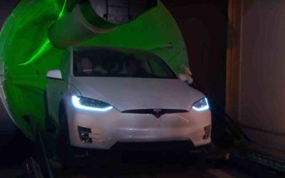 Et forunderlig tunnel-prosjekt fra Tesla