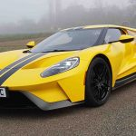 """Ford GT """"making America great again"""""""