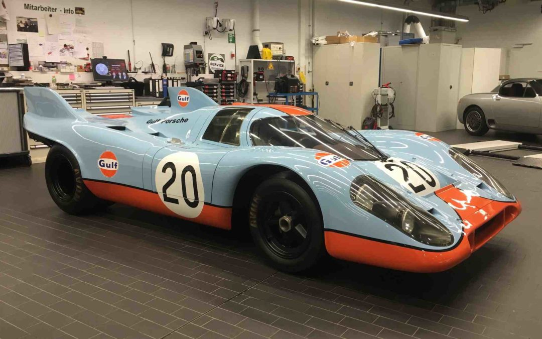 Tid for pilegrimsreise: Porsche Museum fyller 10 år