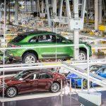 Tysklands bilproduksjon har sterk tilbakegang