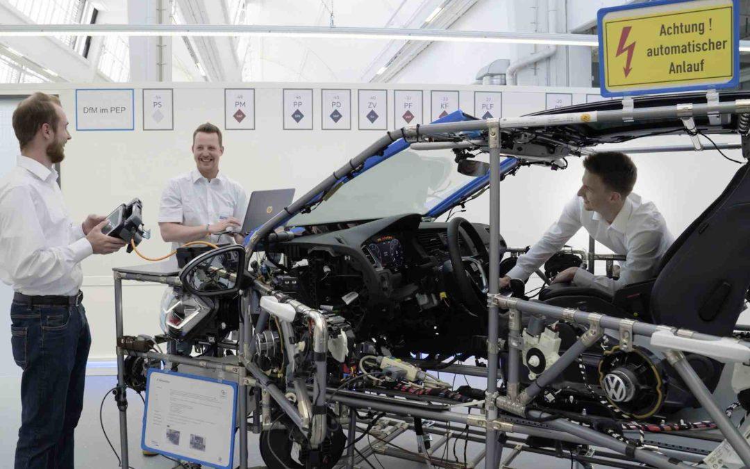 VW er helt klar på at fremtiden blir elektrisk