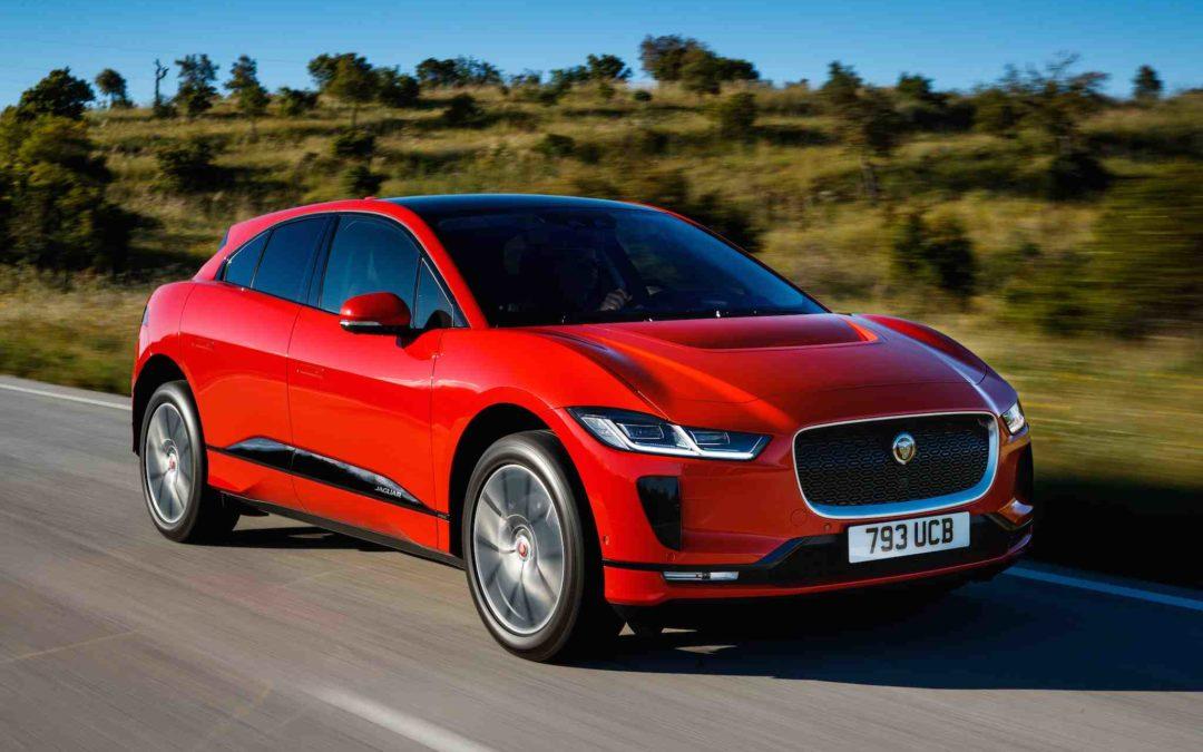 Snakk med Jaguar – direkte fra din I-Pace