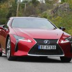 Blott til lyst: Lexus LC 500h