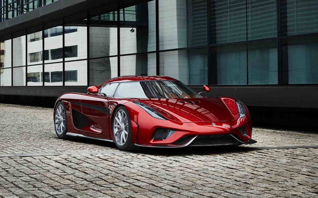 Sterkere elbil-samarbeid mellom Koenigsegg og Nevs