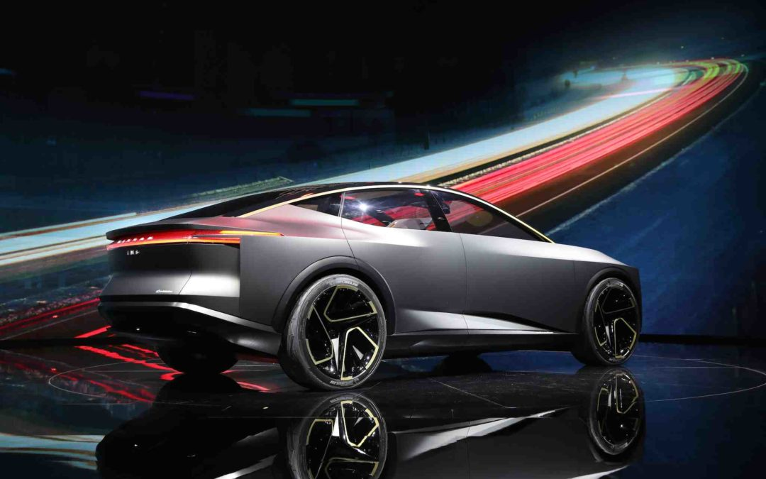Morgendagens elbil-visjon fra Nissan
