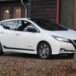 Hver tredje nye personbil i Norge er en elbil
