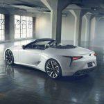 Verdenspremiere for Lexus LC kabriolet-konsept