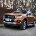 Ford Ranger sikter på førsteplassen i Norge