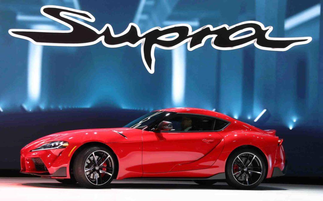 Født klassiker: Toyota GR Supra 2020