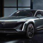 Elbil fra Cadillac skal utfordre e-tron og i-Pace