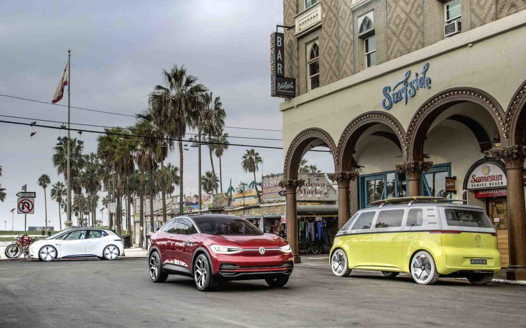 """Frekke VW elbiler skal få """"Dieselgate""""-sårene til å gro"""