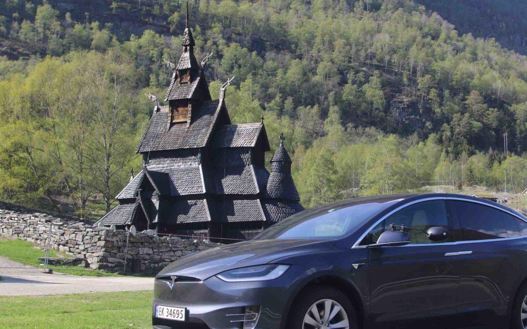 Rekord-leveringer av elbil i Norge