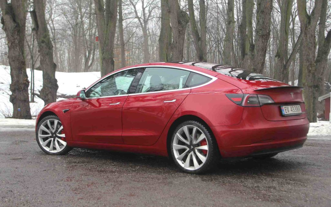 Rekord i Norge, men svake resultater for Tesla