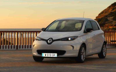 Hver femte solgte elbil i Europa i 2018 var en Renault