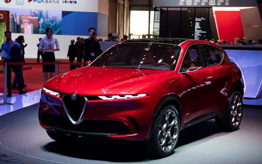 Alfa Romeo Tonale – ny kompakt Hybrid-SUV