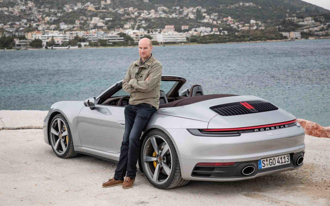 Porsche 911 Cabriolet snakker til følelsene dine…