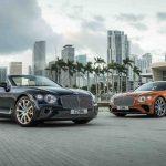 Bentley Continental GT – nå med ny V8-motor