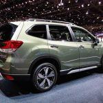 Hybridnyheten Subaru Forester e-boxer