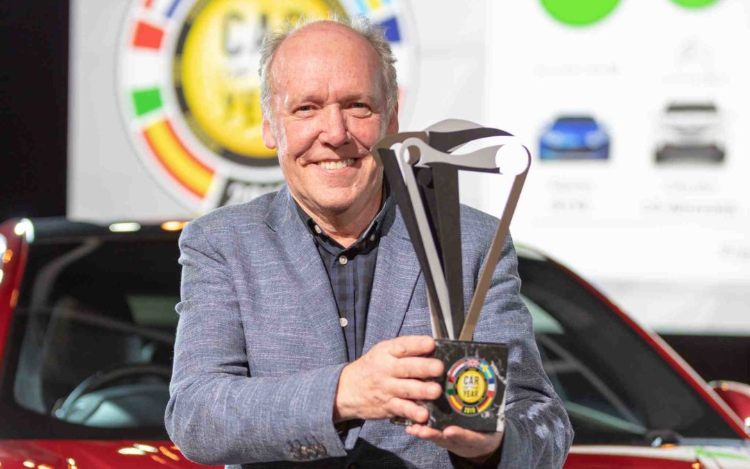 Jaguar I-Pace kåret til Europas Car of the Year 2019