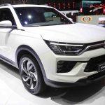 SUV'en SsangYong Korando i ny utgave
