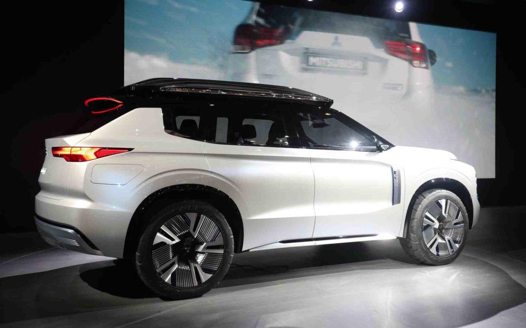 Mitsubishi Engelberg Tourer – en SUV for vintergleder