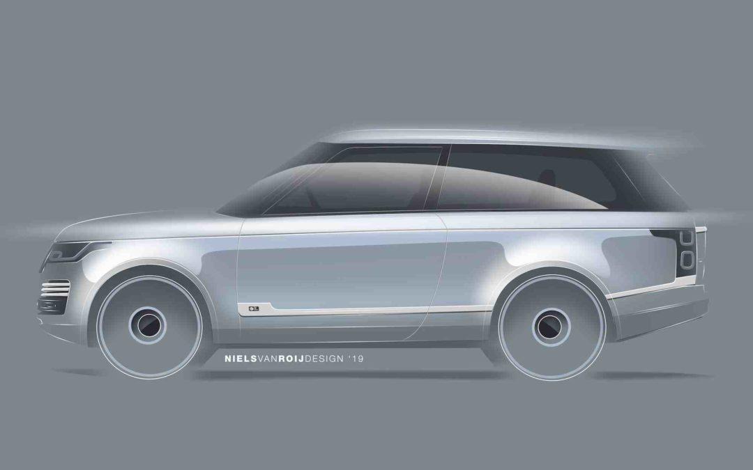 Range Rover gikk fra to til fire dører – og nå tilbake igjen…