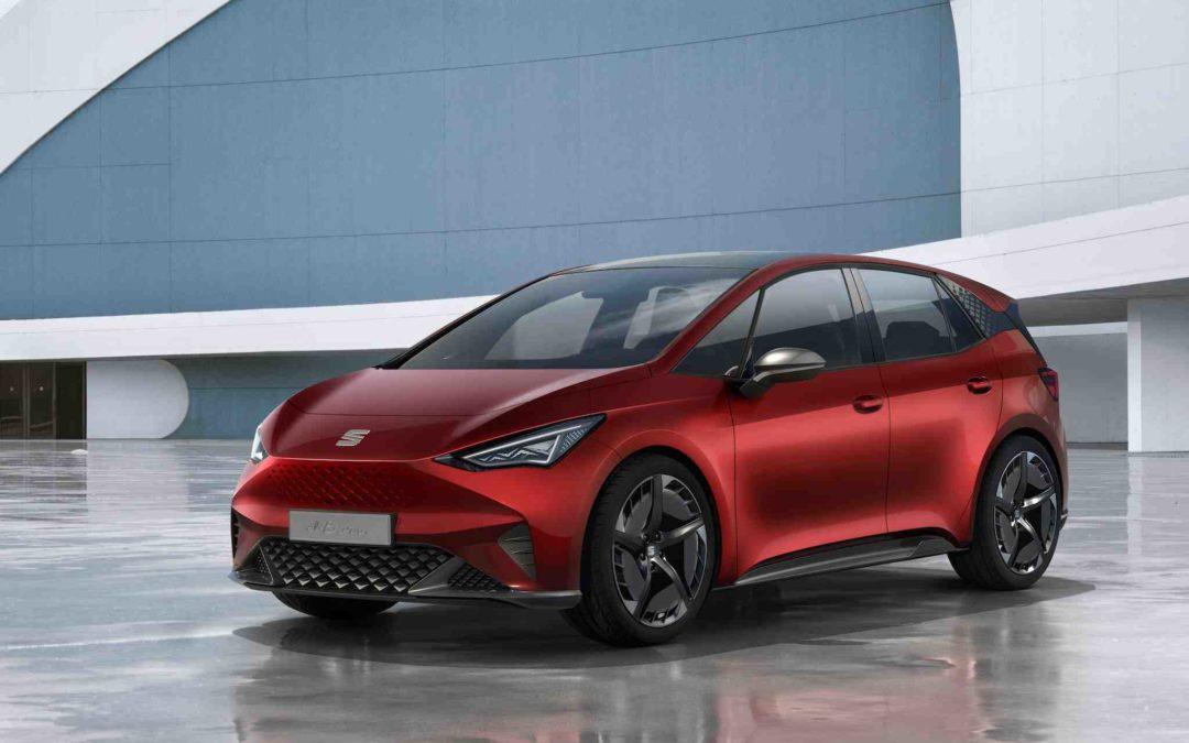 el-Born: elektrisk mobilitet fra spanske SEAT