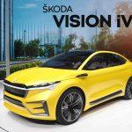 En troverdig elbil-visjon: Skoda VISION iV