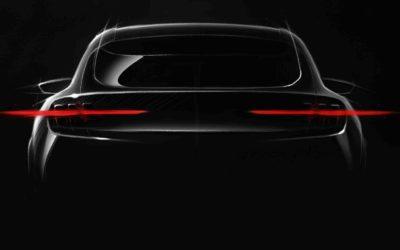Ny elbil fra Ford får rekord-rekkevidde
