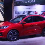 Den nye Ford Kuga lanseres i tre ulike hybrid-varianter