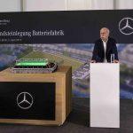 Mercedes-Benz bygger sin egen batterifabrikk