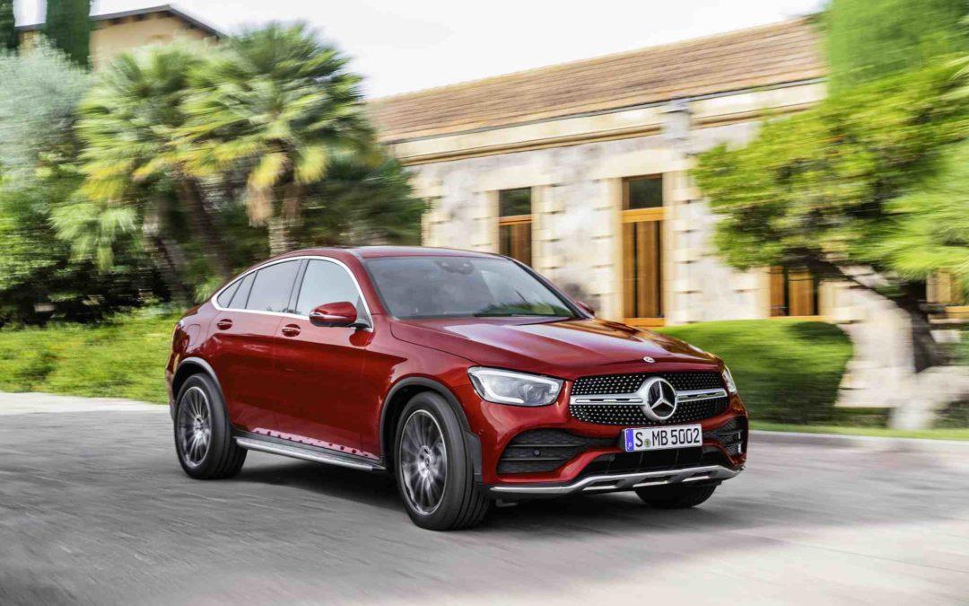 Mercedes viser flere nye SUV'er på New York Auto Show
