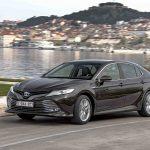Nye Toyota Camry – en vinner på plass og komfort