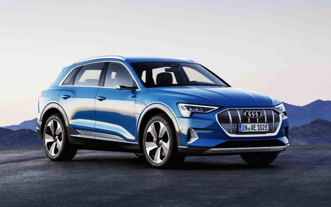 Audi gjennomfører tilbakekalling av e-tron grunnet brannfare