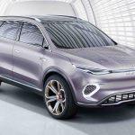 Denza – en kinesisk tvilling til Mercedes EQC