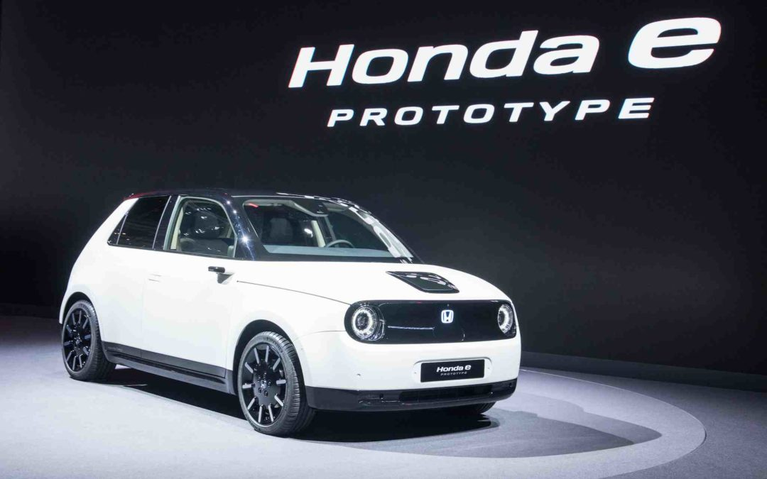 Honda gir tekniske spesifikasjoner på sin nye EV