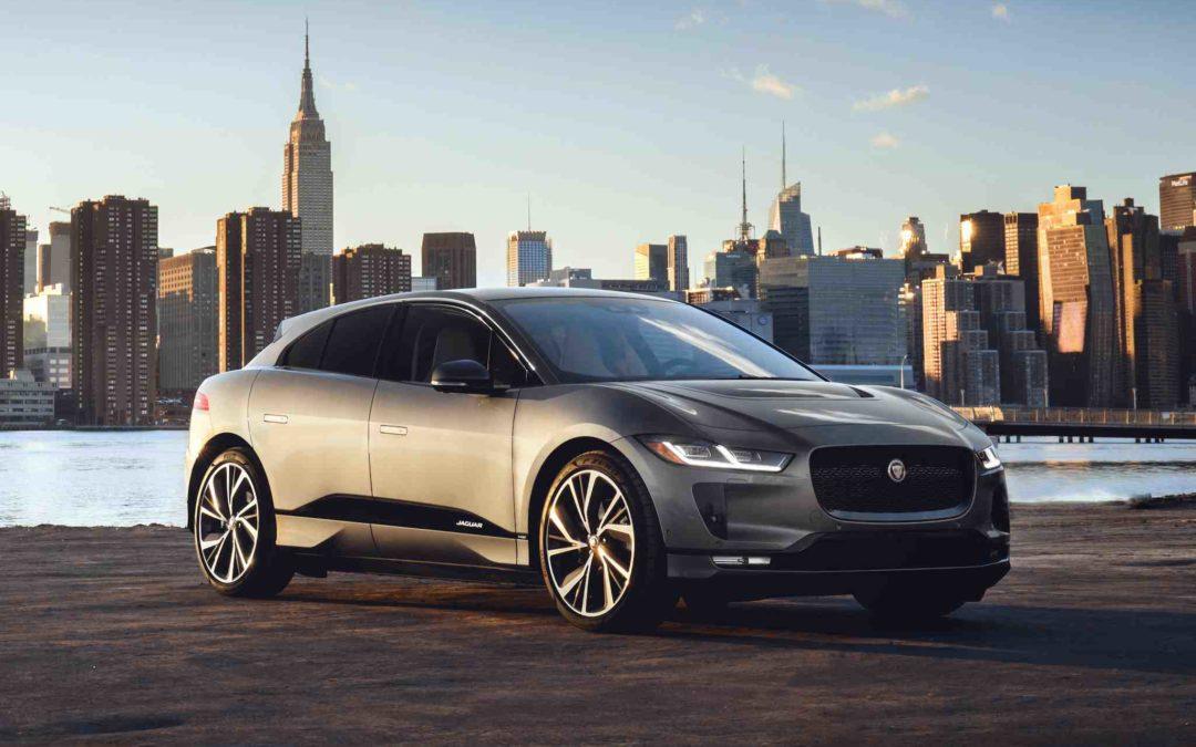 BMW og Jaguar Land Rover inngår elbil-samarbeid