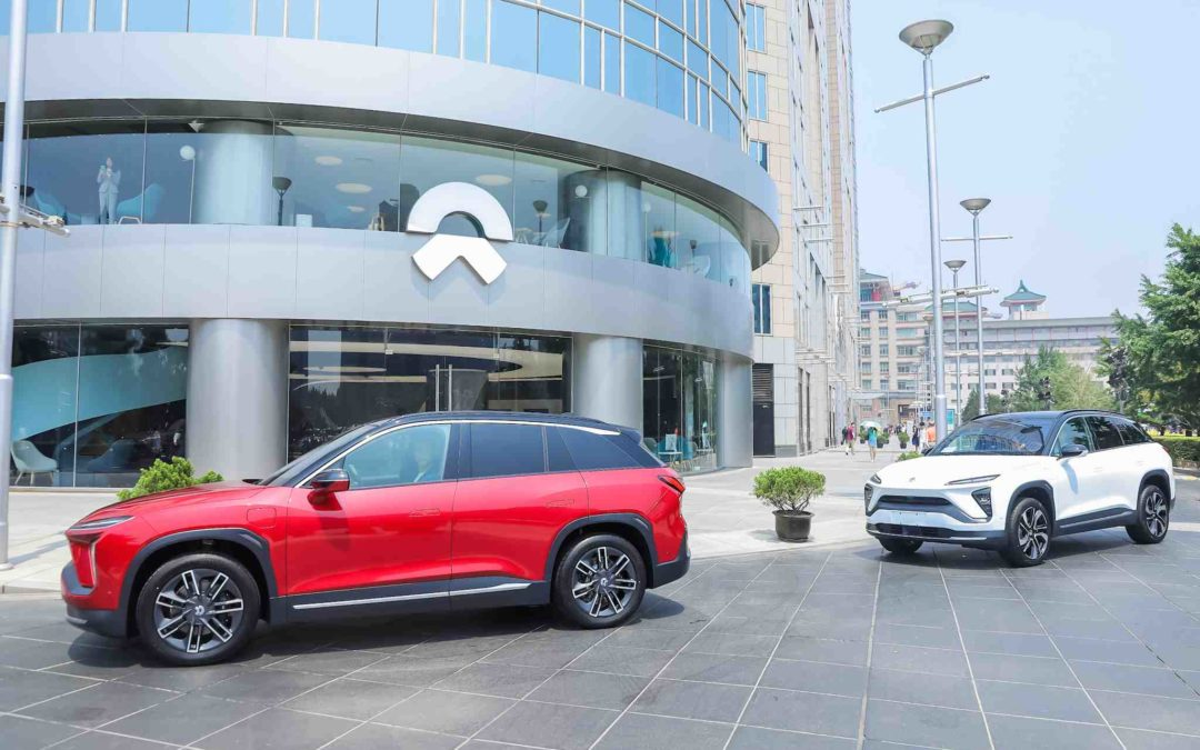 Nio, det oppsiktsvekkende kinesiske elbilmerket, leverer
