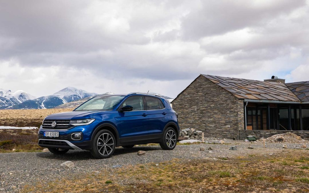 VW T-Cross – den nye folkevognen?