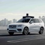 Volvo og Uber viser fram en ny selvkjørende XC90